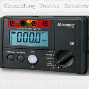 Grounding Tester Krisbow