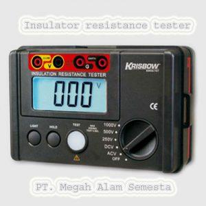 Insulator Resistance Tester