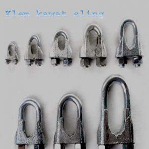 Klem Kawat Sling