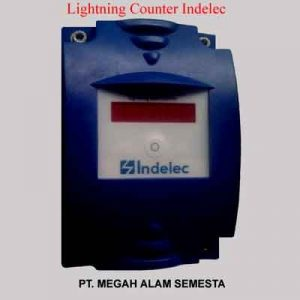 Lightning Counter Indelec