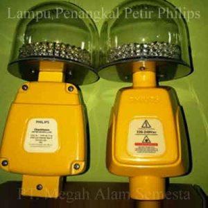 Obstruction Lightning Led Lamp Philips