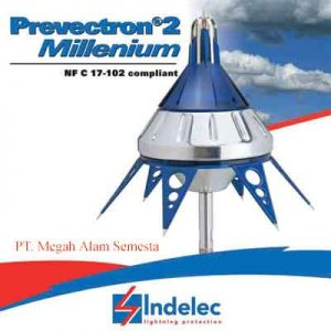 penangkal petir prevectron 3S50