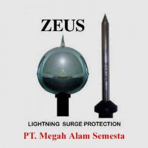 Penangkal Petir Zeus