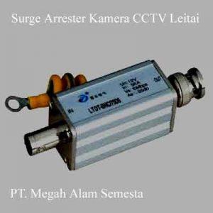Surge Arrester Kamera CCTV Leitai ( nama seri LSP-COAX BNC )